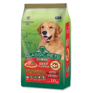 CP加好寶 經典乾狗糧 牛肉口味 10kg