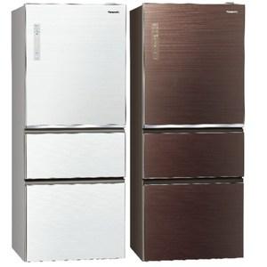 國際牌500公升三門變頻冰箱NR-C500NHGS-W翡翠白