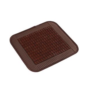 沁涼3D包邊透氣碳化麻將坐墊-單人