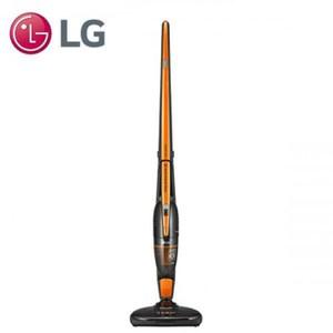 LG 水魔力 直立式無線吸塵器(溼拖版) VS8603SWM 亮眼橘