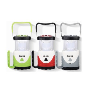 Kolin歌林 LED露營燈+手電筒+警示燈 KSD-SH01UP