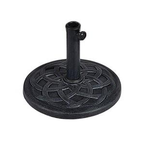 波利圓形樹脂傘座 11公斤