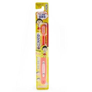 日本 EBISU 櫻桃小丸子 6歲以上 兒童牙刷 混色隨機