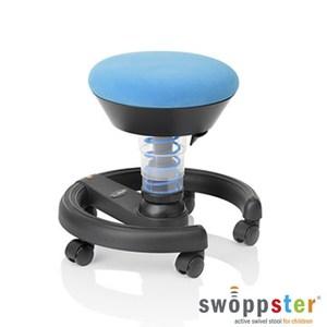 德國aeris 兒童3D動感書桌椅swoppster-海洋藍