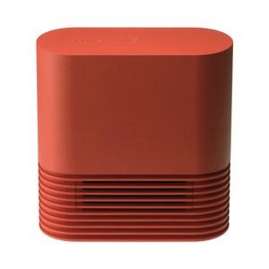 日本 ±0 正負零 陶瓷電暖器XHH-Y030 紅色