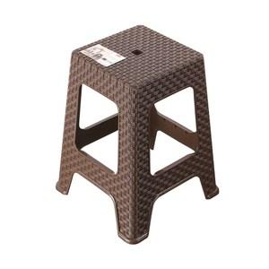 雅歌藤藝椅47cm(棕色)-KGB747-3