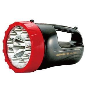 【日象】10+1Lamp充電式清亮LED探照燈 ZOL-7200D