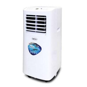 【Kolin 歌林】2坪冷專清淨除濕移動式空調KD-121M01-W