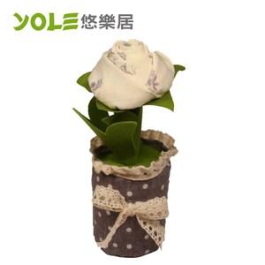 【YOLE 悠樂居】絕色-花藝造型香炭包#1035054(2入)