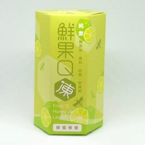 鮮果Q凍/蜂蜜檸檬 (5入)