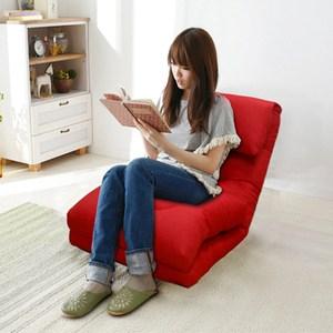 KOTAS 日系多功能和室椅/沙發床-紅