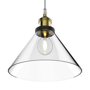 伊斯特玻璃單燈吊燈