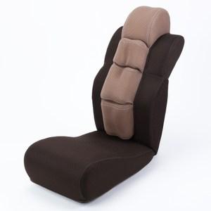 腰背舒緩拉筋和室椅 咖啡色款