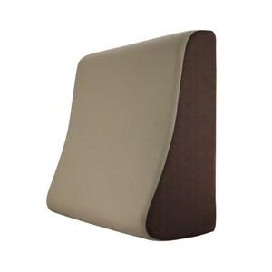 【Prodigy波特鉅】〈L款〉空氣布舒足枕-腿酸水腫適用可腰靠舒足枕-空氣棕