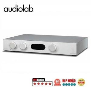 英國Audiolab 綜合擴大機 8300A 銀
