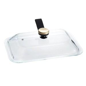 [結帳享優惠]日本 BRUNO 電烤盤專用玻璃蓋(含支架旋鈕)