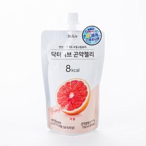 韓國DR.LIV低卡蒟蒻葡萄柚口味