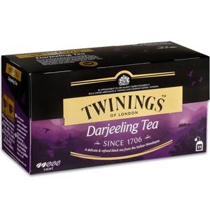 【Twinings唐寧茶】歐式大吉嶺(2g*25包)3入