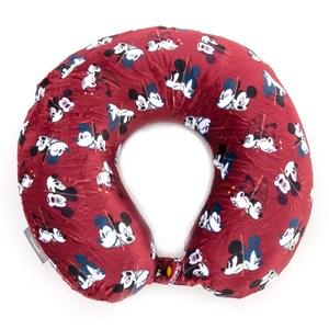 HOLA 米奇系列 記憶頸枕 灰棕色款 MICKEY Walt Disney