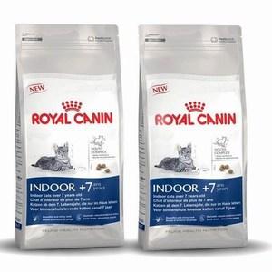 ROYAL CANIN 法國皇家INDOOR 7+ 室內老貓(7歲以上)3.5kgX2包