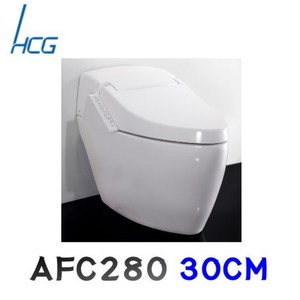 【HCG和成】智慧型超級馬桶(AFC280)-白色 管距30CM