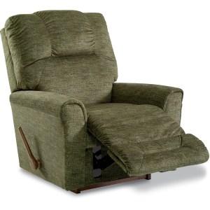 La-Z-Boy 搖椅式休閒椅 010-702 布款 綠色