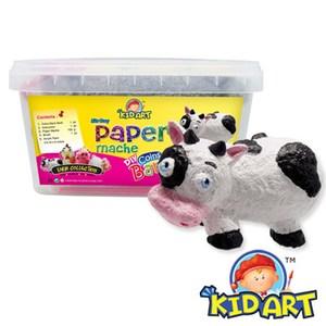 KID ART 美國創意手作黏土 紙黏土(古意牛)