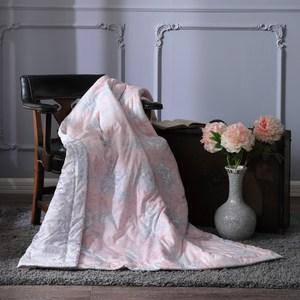 【BBL Premium】浪漫花舞100%精梳棉.印花涼被-單人單人
