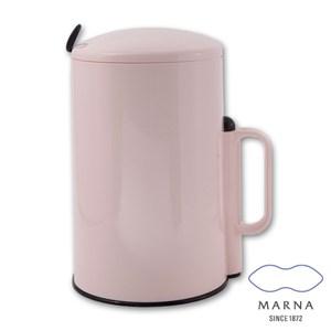 【MARNA】浴室用垃圾桶(粉)