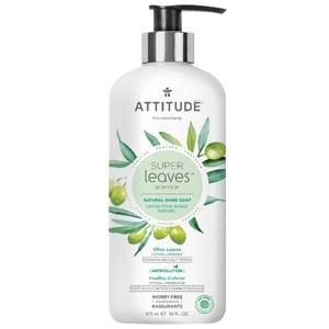 加拿大ATTITUDE-洗手露-橄欖香氛473 mL