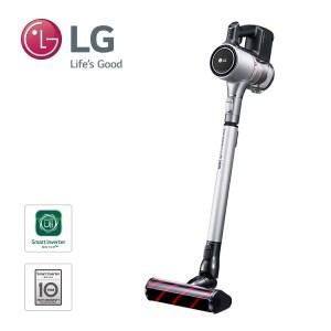 LG 超強無線吸塵器 A9BEDDING2(晶鑽銀)(雙電池組)