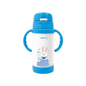 【PERFECT 理想】極緻316兒童真空杯350cc粉藍色