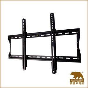 美國布朗熊 HF-L牆板固定式電視壁掛架(適用37-65吋電視)