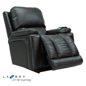 La-Z-Boy 電動式休閒椅 1HT530 全牛皮 深可可