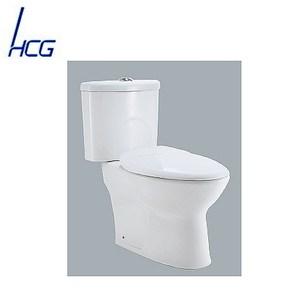 【HCG和成】兩件式兩段沖水馬桶(CS4394MU)-白色 管距30CM