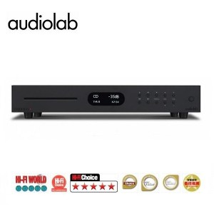 英國Audiolab CD播放機 8300CD 黑