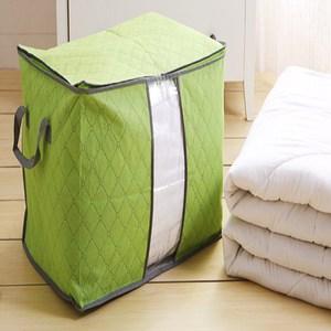 HONEY COMB 出清 衣物收納 棉被收納袋 小款 三色GT-3212 綠色