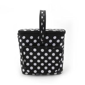 HOLA 黑白幾何野餐包