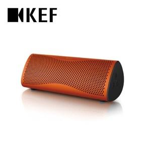 KEF MUO 發燒級藍牙揚聲器 橘
