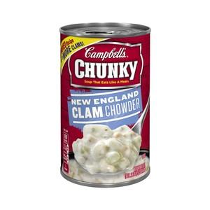金寶湯CHUNKY新英倫蛤蠣巧達湯18.8oz