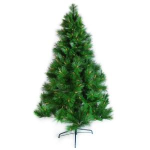 【摩達客】台灣製5尺(150cm)特級綠松針葉聖誕樹裸樹 (不含飾品)(不含燈)(本島免運
