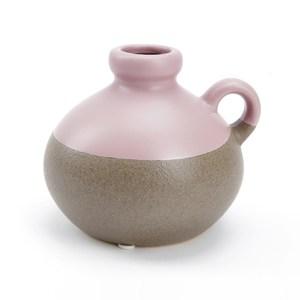 諾曼壺狀陶瓷花器 紫