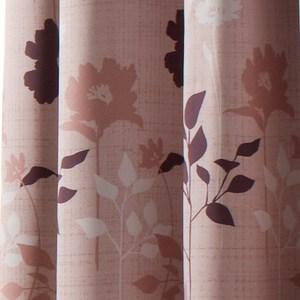 花舞翩翩遮光窗簾 290x240cm