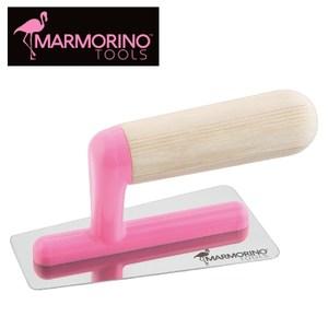 【Marmorino Tools】專業牆面塗料迷你不鏽鋼抹刀鏝刀油漆刀40/80X140m