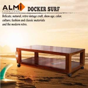 ALMI DOCKER SURF- COFFEE TABLE 活動咖啡桌