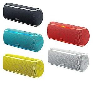 限期送好禮 SONY 可攜式無線防水藍牙喇叭 SRS-XB21 (藍色)