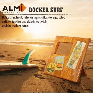 ALMI DOCKER SURF- PHOTO FRAME SINGLE造型相框