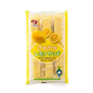 日本大昇製果蜂蜜檸檬蛋糕132g