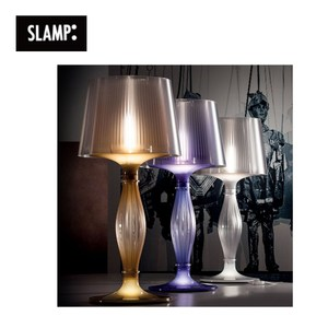 【SLAMP】LIZA 桌燈(金/紫)金色