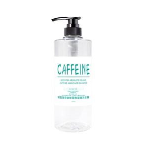 輕盈蓬鬆咖啡因胺基酸洗髮精 沁香綠茶